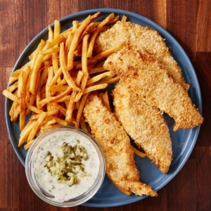 Air Fryer Fish and Fries