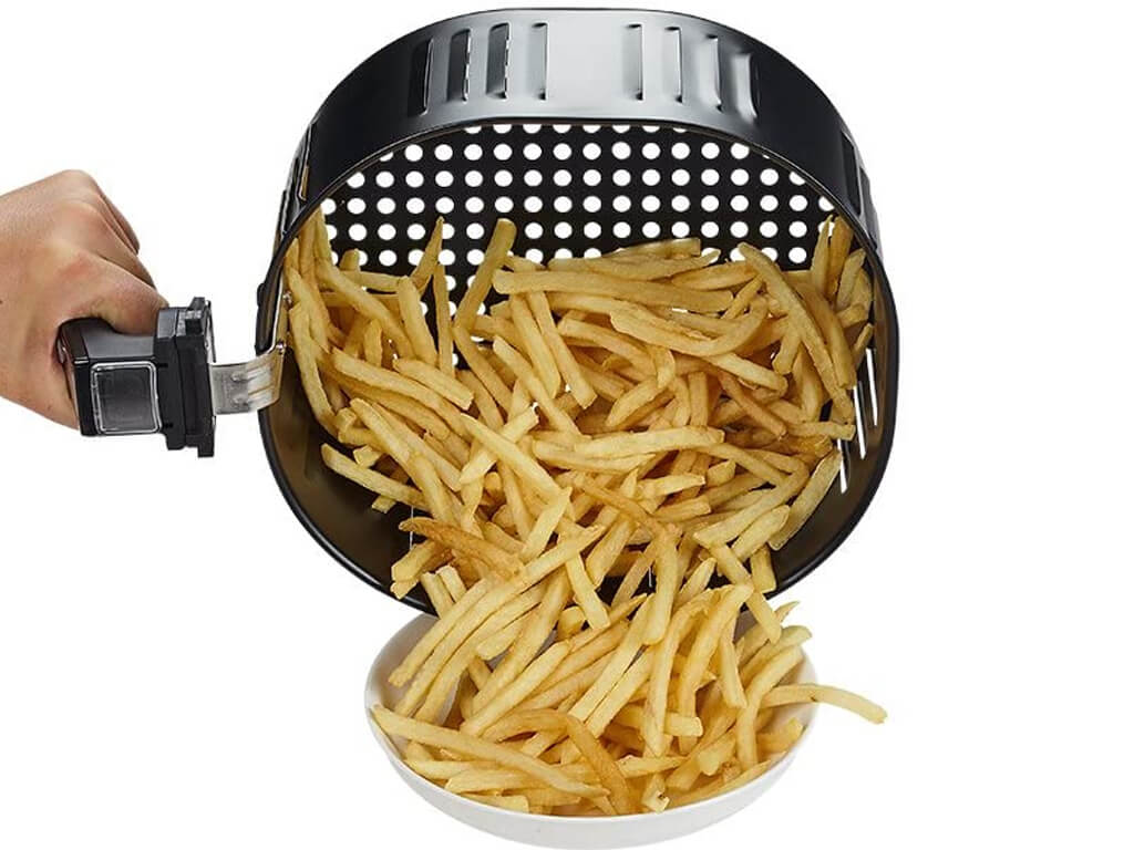GoWISE-USA-5.8-Quarts-Air-Fryer-Performance