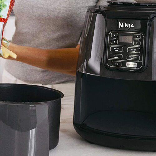 How to use the Ninja air fryer